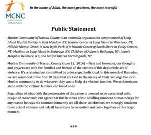 Public-Statement