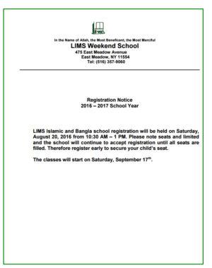 School_Registartion_Announcement