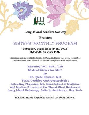 sisters-program-9-24-16
